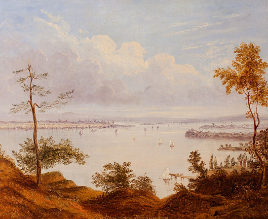 William Bartlett New York