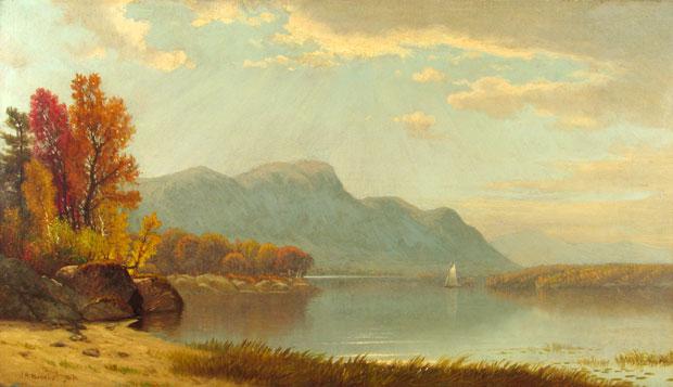 James Renwick Brevoort 1872