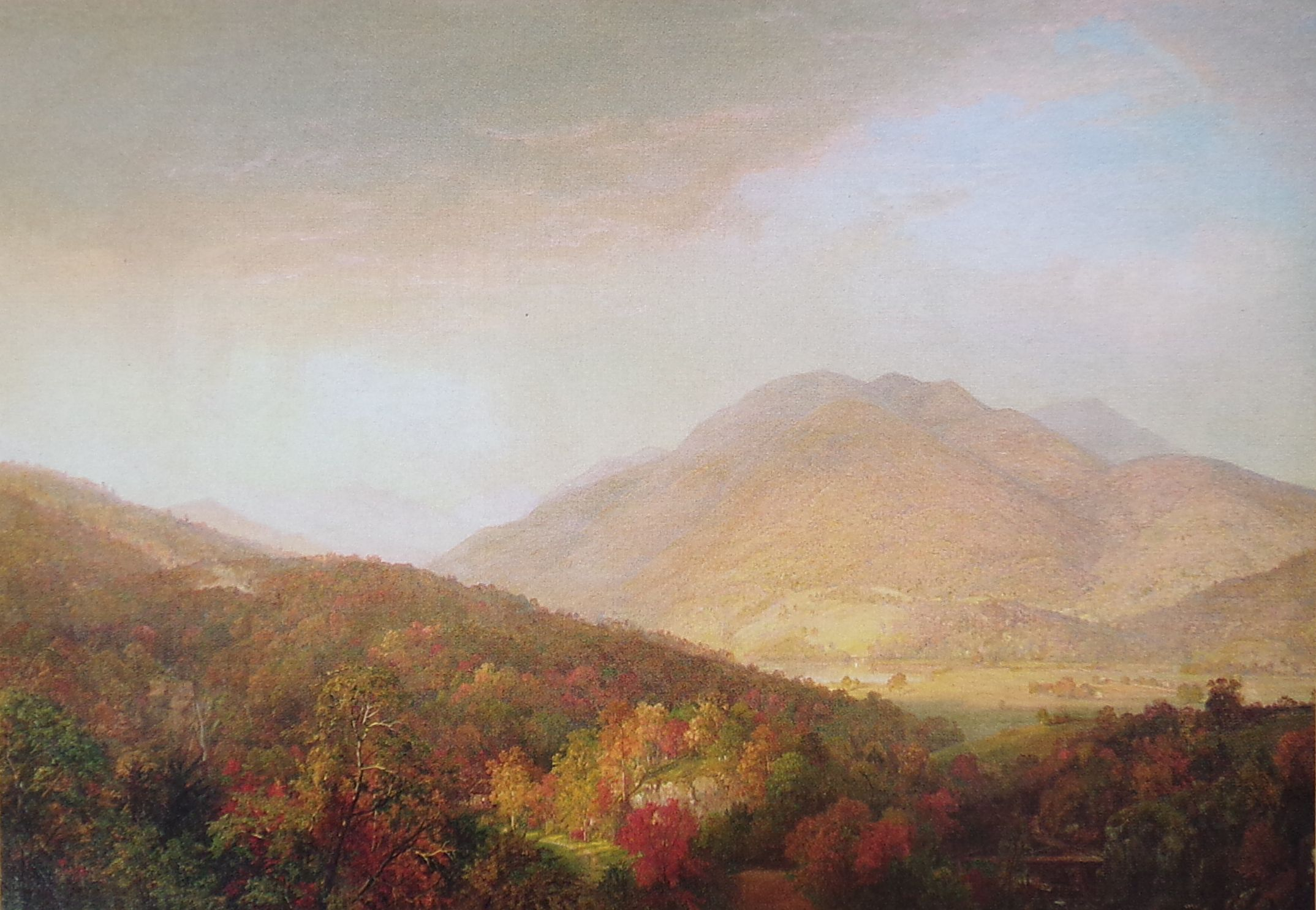 William Trost Richards  Adirondacks