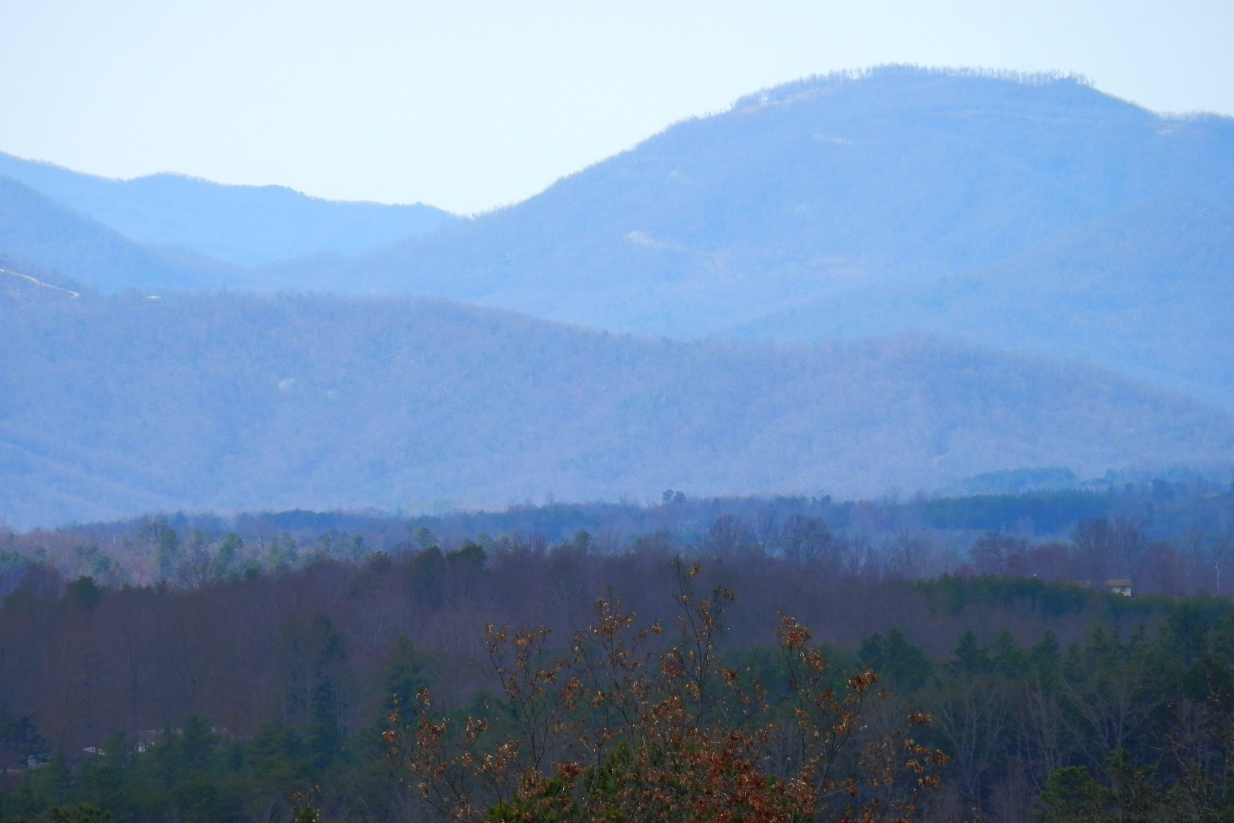who named the blue ridge mountains-#17
