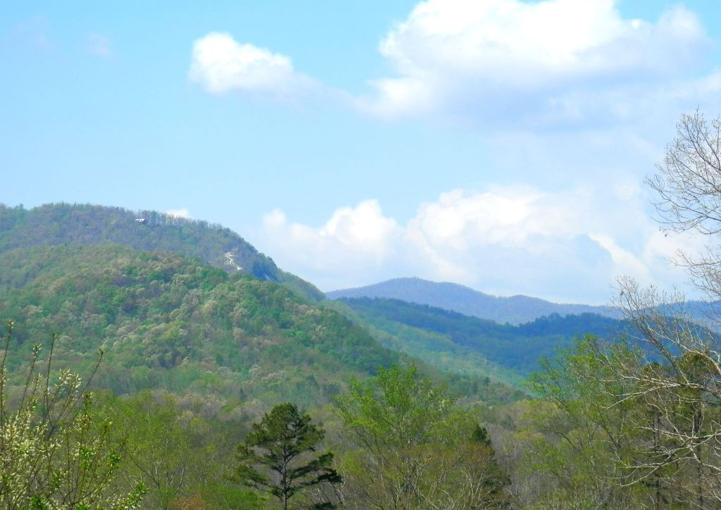 Around My Mountain Living In The Blue Ridge Mountains Of