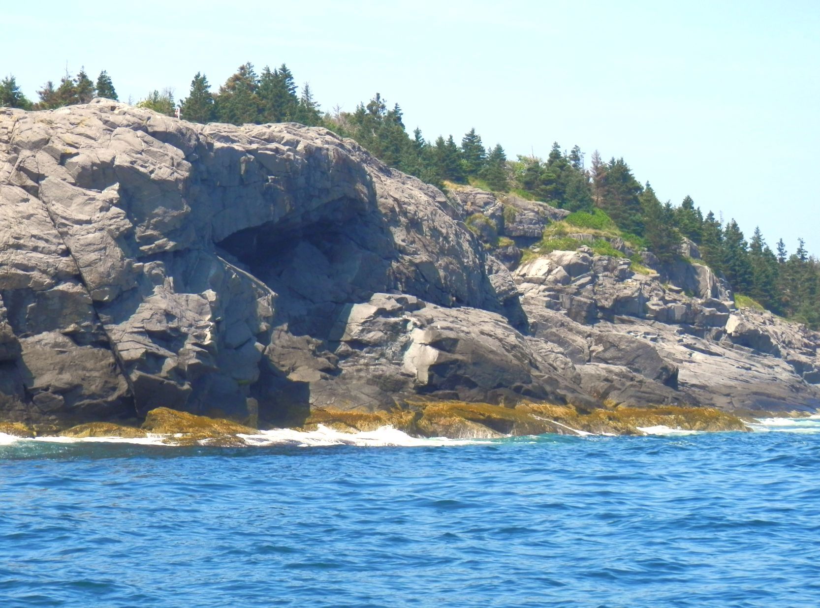 Traveling To The Rocky Coast Of Maine Living In The Blue