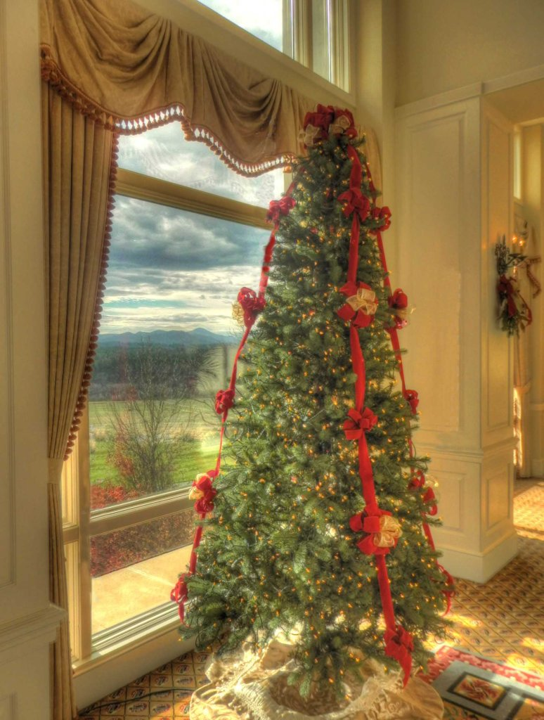 Biltmore Inn Christmas Tree