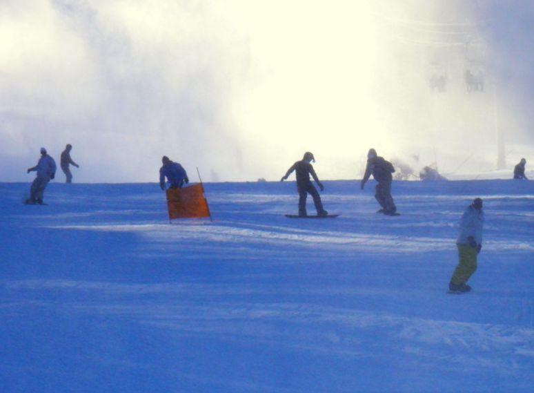 Sugar Mountain SKiers