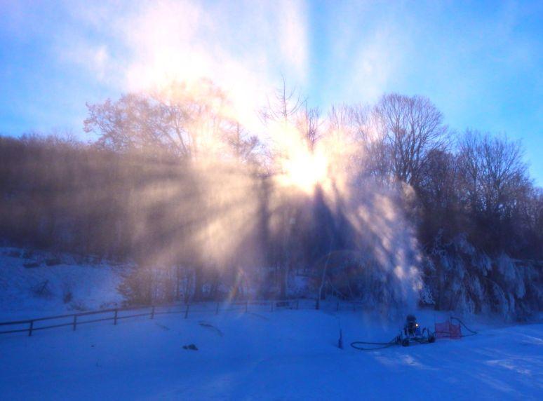 Snow Halos