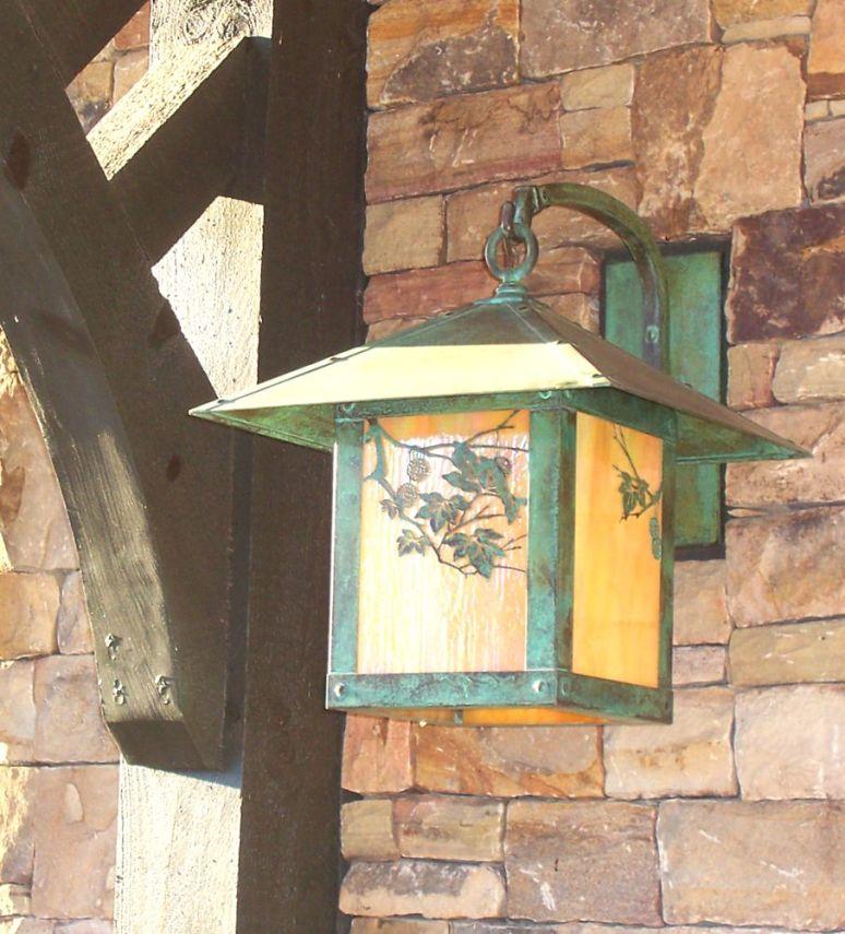 Queen's Gap Lantern