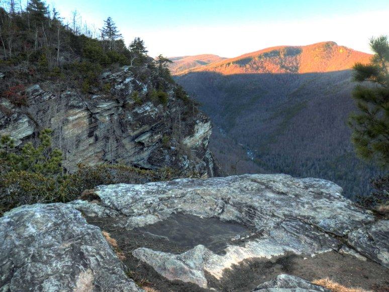 Linville Gorge Western Rim