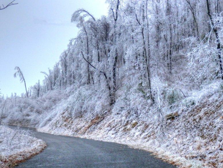Round Mountain Ice
