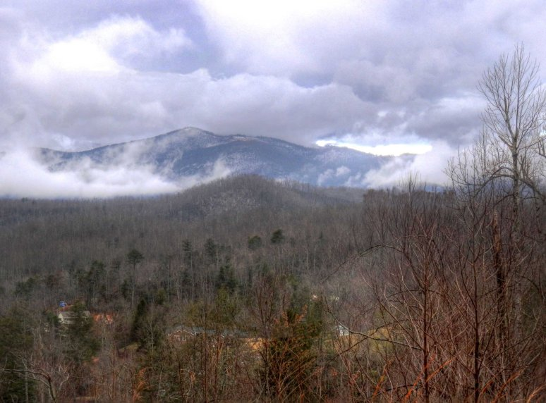 Little Pisgah Mountain