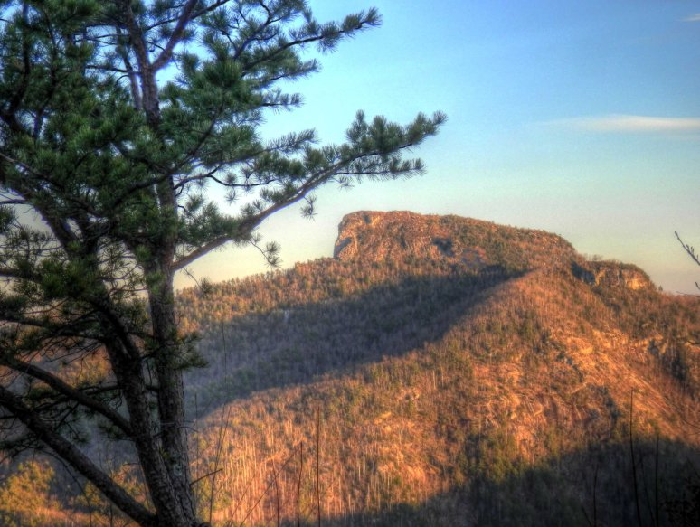 Table Rock at Linville Gorge