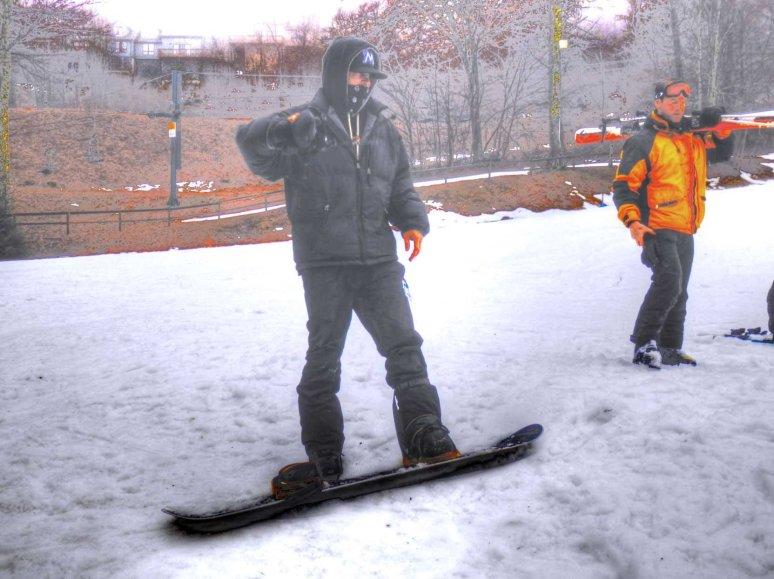 Bryan at Sugar Mountain