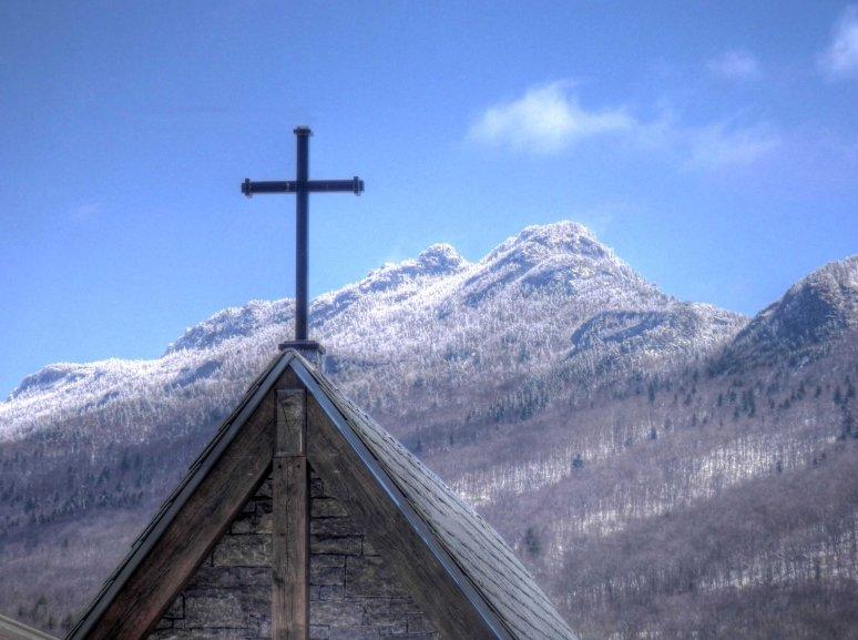 Grandfather Mountain Cross