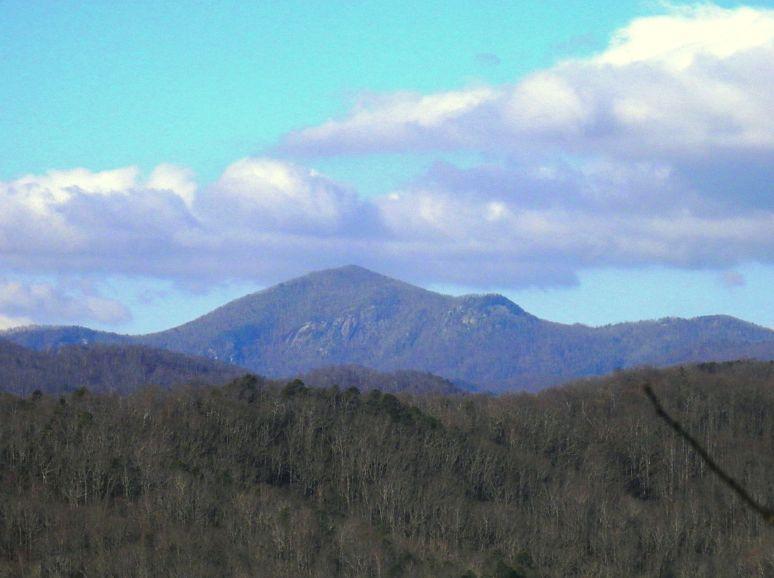 Mount Shumont View