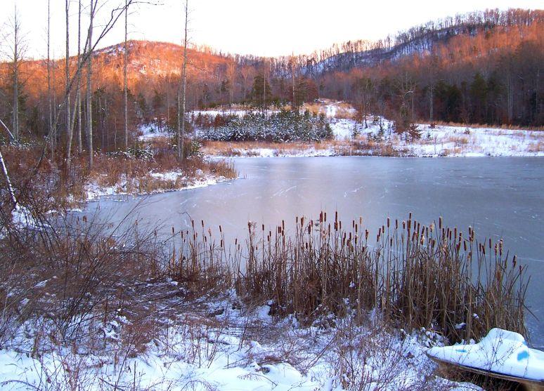Otter Lake Sunrise