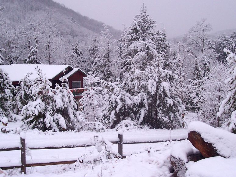 Snow House Rock