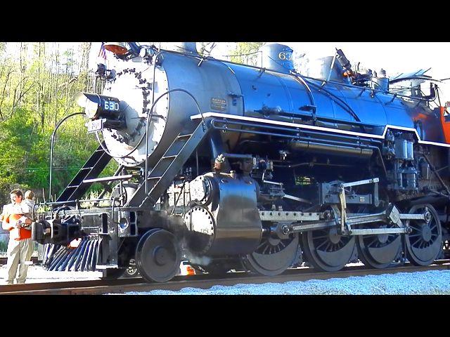 Engine 630 Boiler