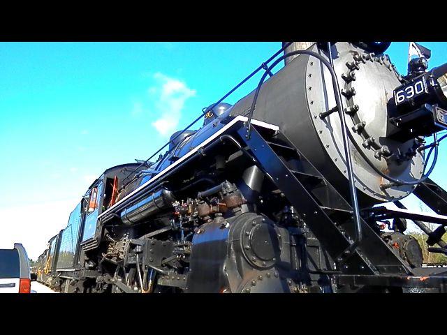 N & S Engine 630 detail