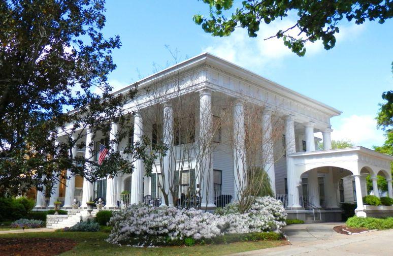 Macon Georgia Columns