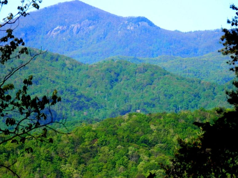 Mount Shumont Cliffs