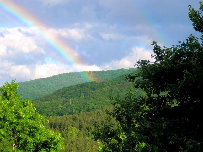 Ridge Rainbow