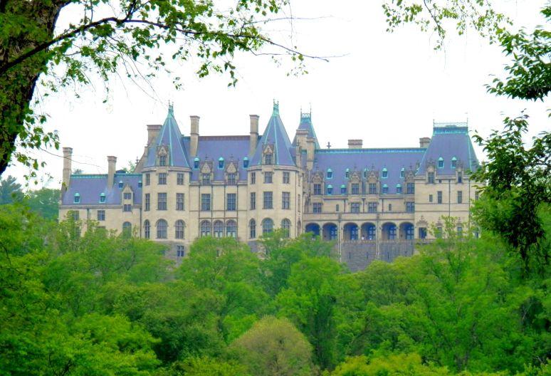 Biltmore Estate Chateau