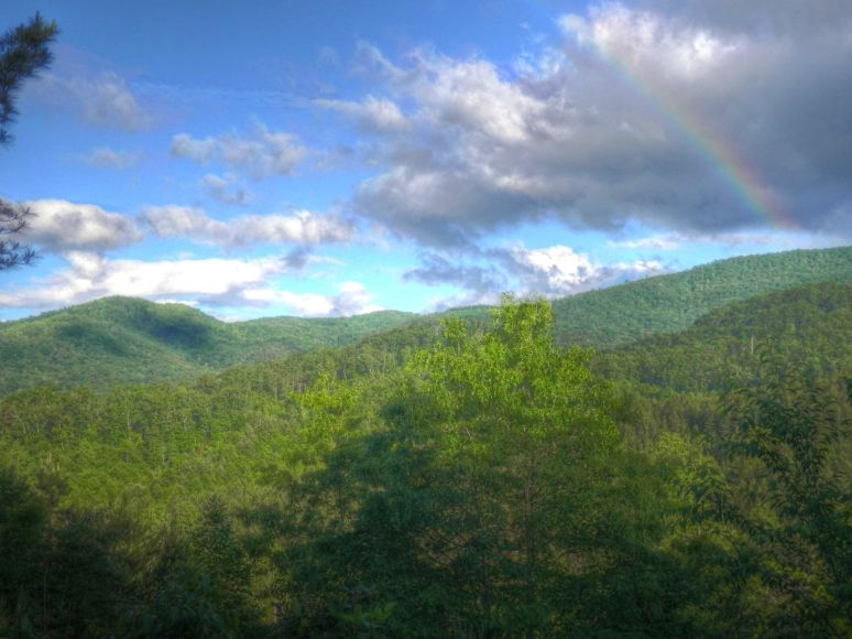 Escarpment Rainbow