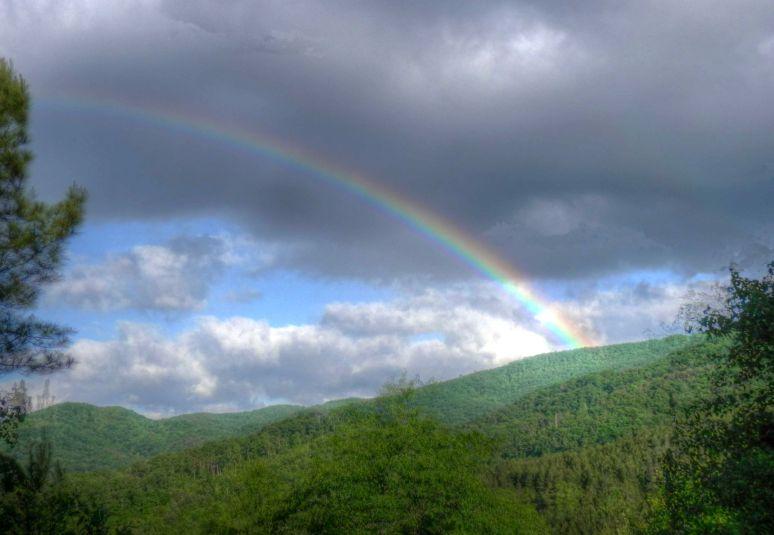 Bear Gap Rainbow