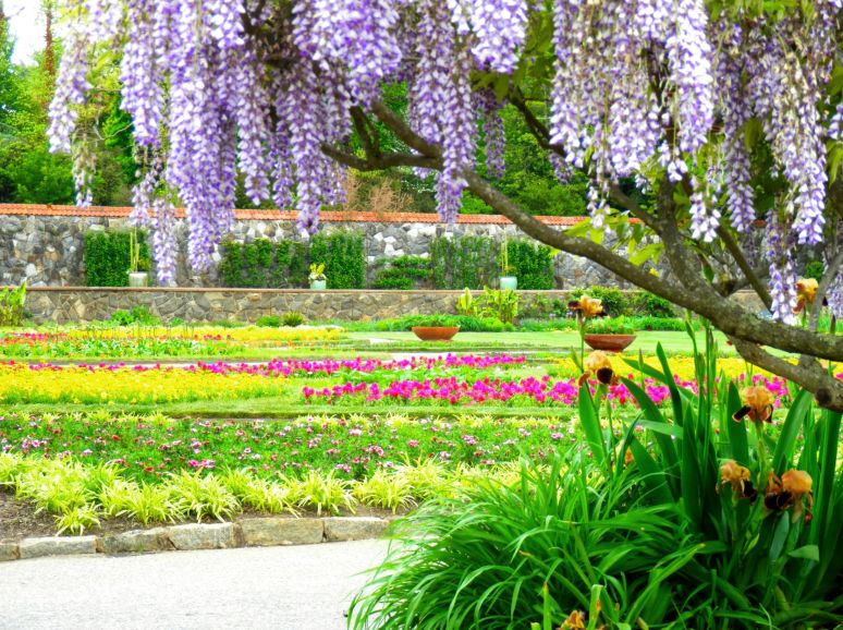 Biltmore Formal Gardens