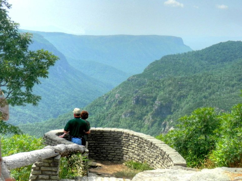 Wiseman's View at Linville Gorge