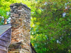 Otter Creek Chimney Detail