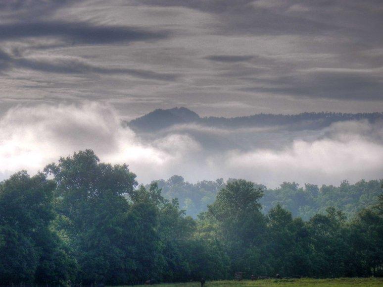 Pinnacle Clouds