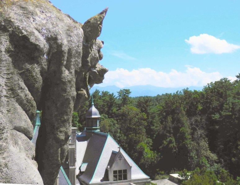 Gargoyle View