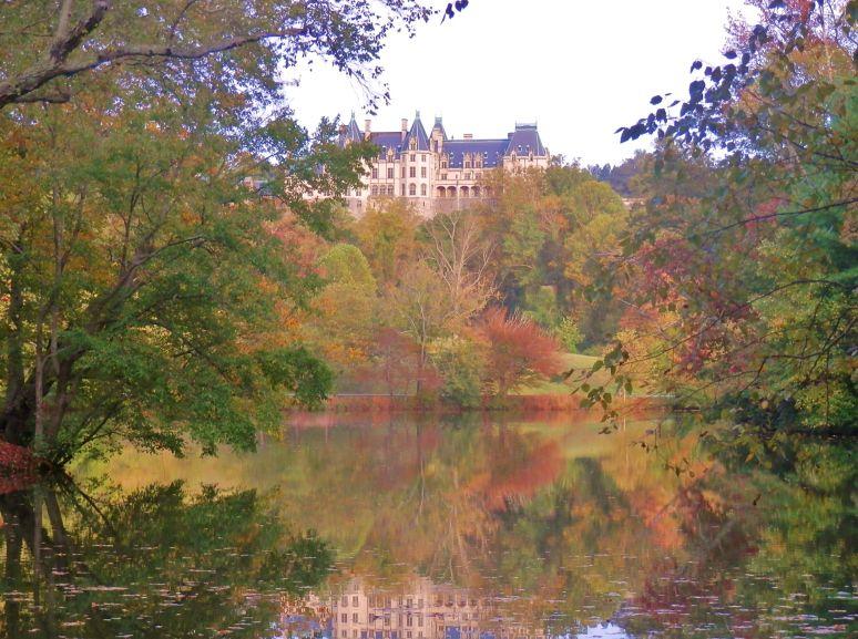 Biltmore Estate in Fall