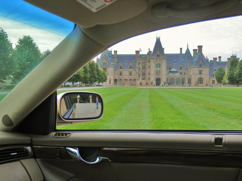 Biltmore House Front