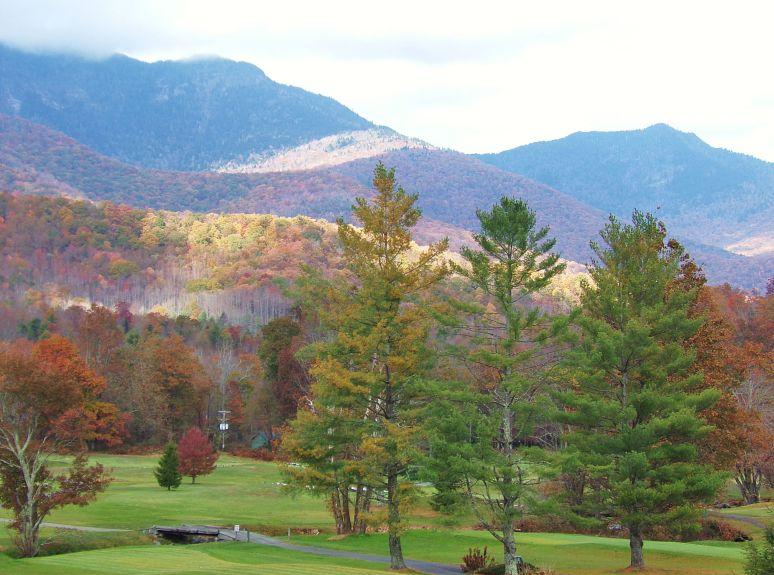 Mt. Mitchell Golf Club