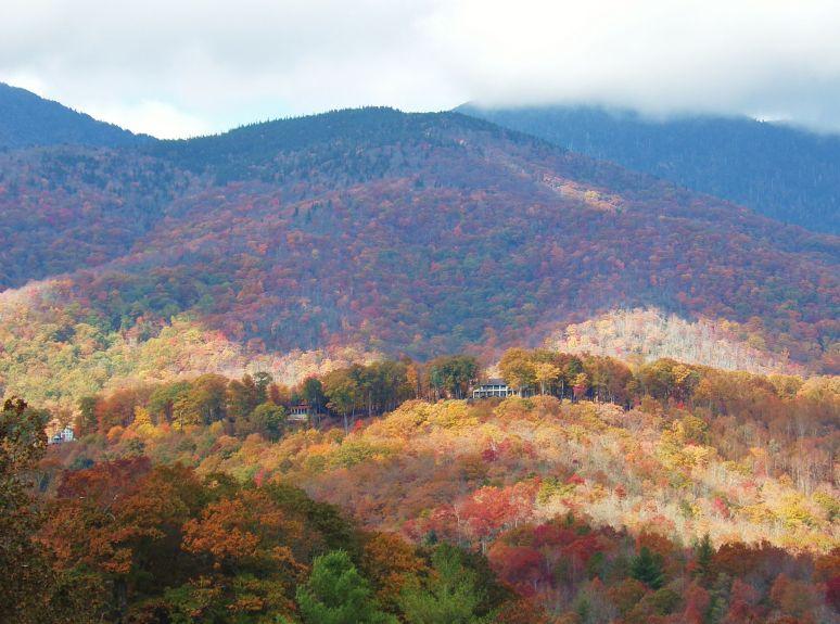 Mt. Mitchell Retreat