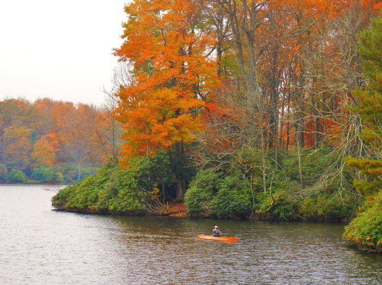 Price Lake near Blowing Rock