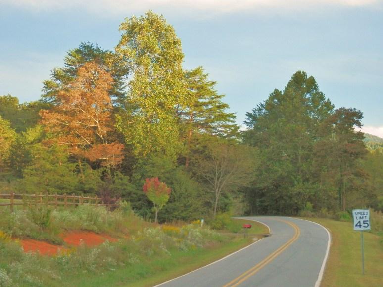 Greasy Creek Road