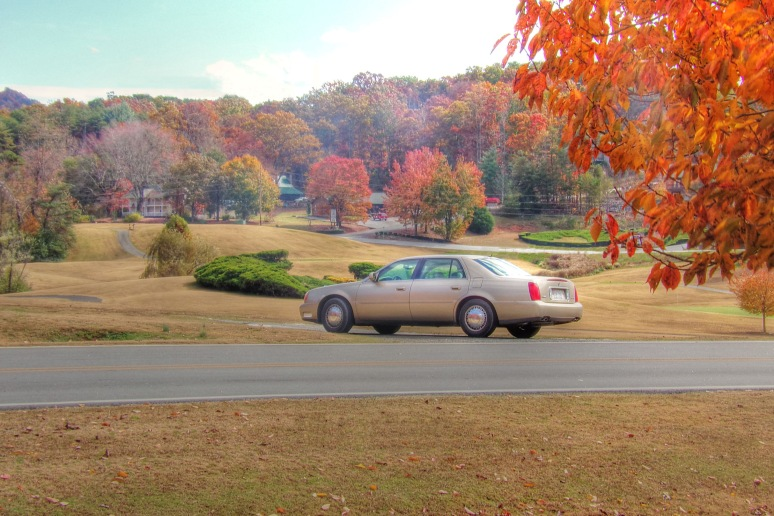 Apple Valley Golf Cadillac