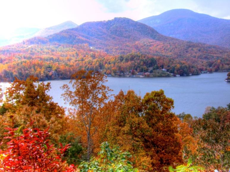 Lake Lure Panorama
