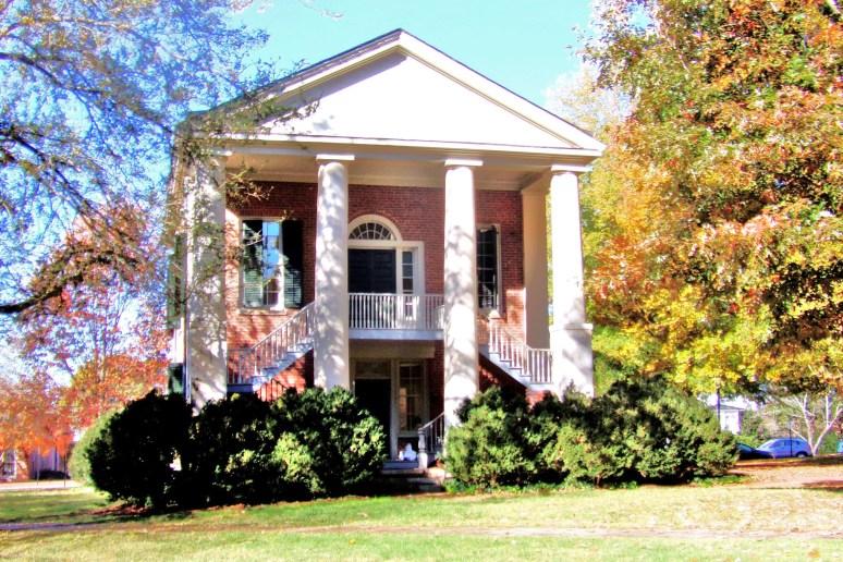 Davidson College Vann Center