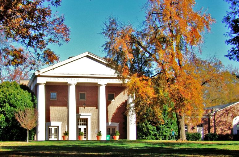 Davidson College Theater