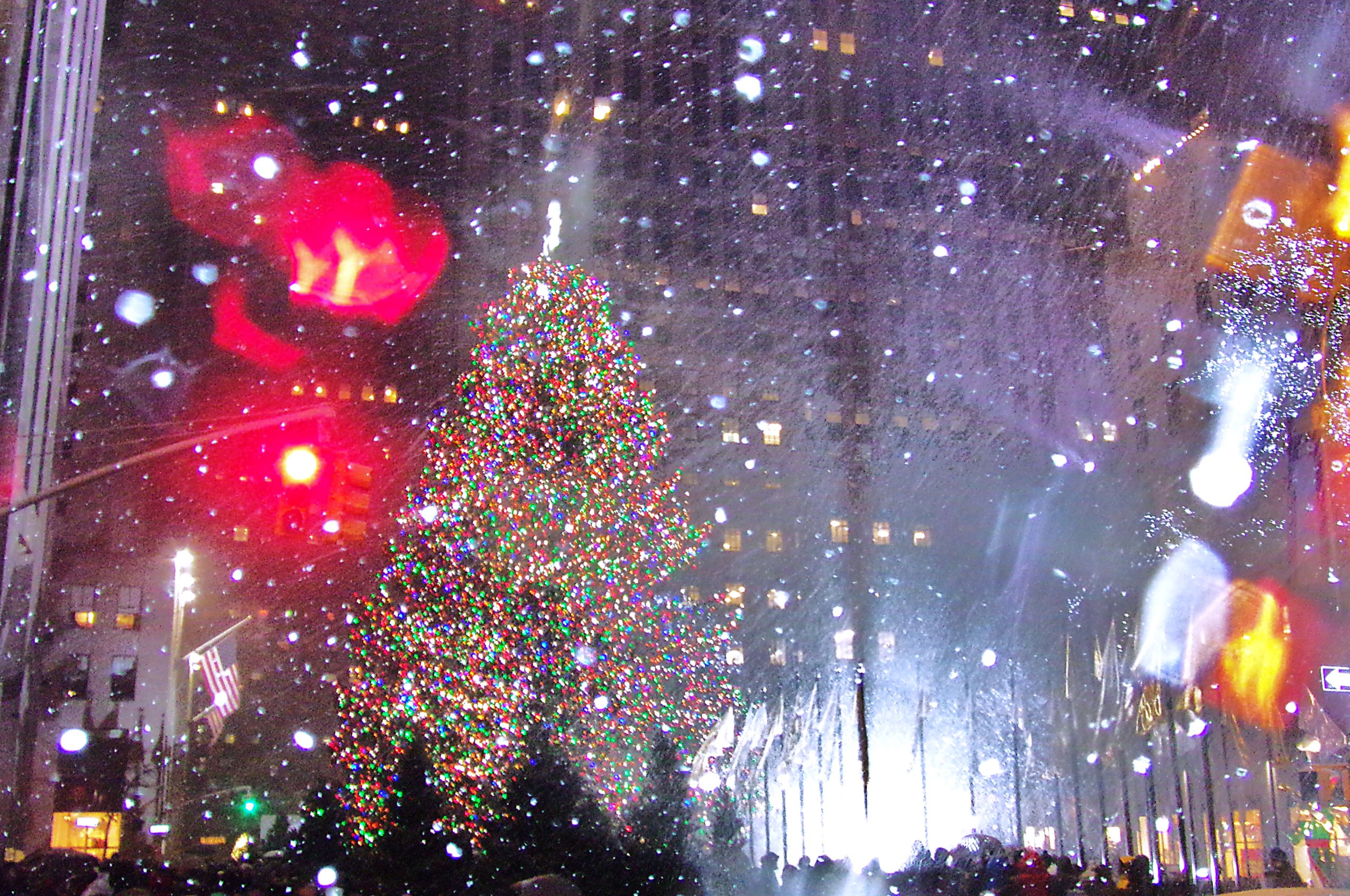 Christmastime in New York City | Living in The Blue Ridge Mountains ...