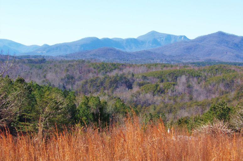 Eastern Blue Ridge Escarpment