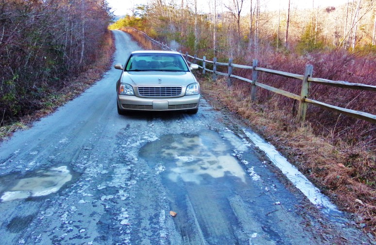 Icy Fibber Magee Drive