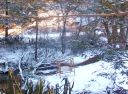 Otter Creek Snow Swing