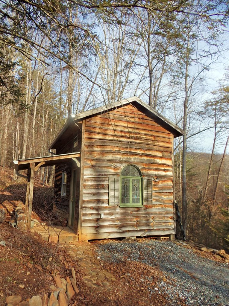 Old Cabin at Otter Creek