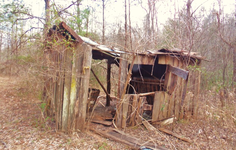Feed Storage Cabin