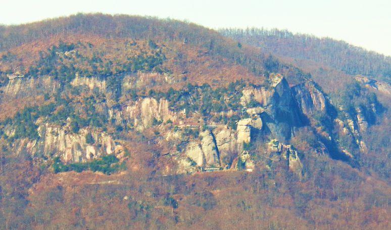 Chimney Rock Mountain
