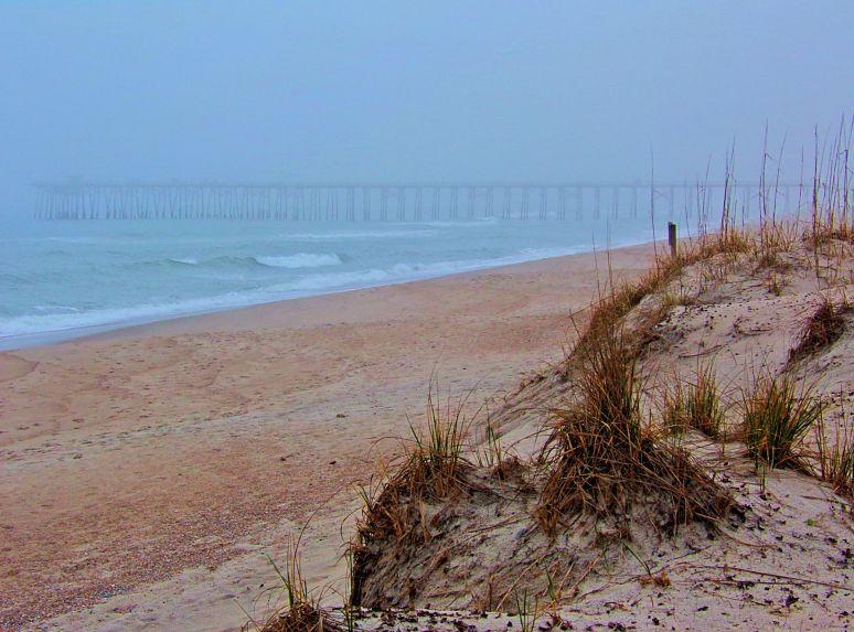 Kure Beach Pier Dune